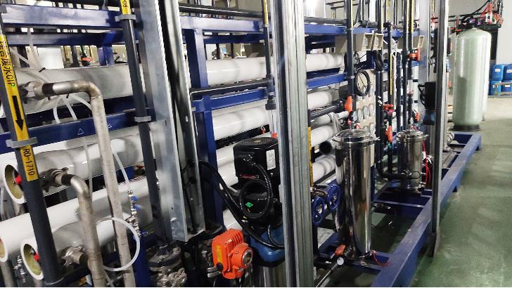 电子行业含氟废水处理工艺