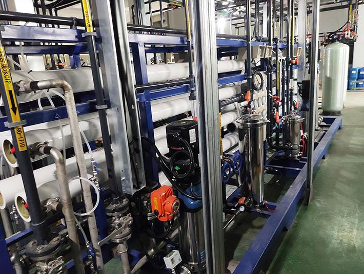 电子行业含氟废水处理