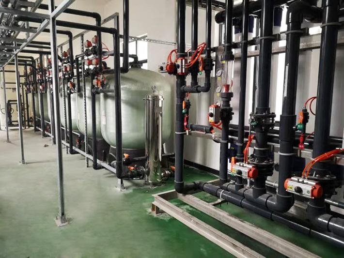 广东电镀废水处理
