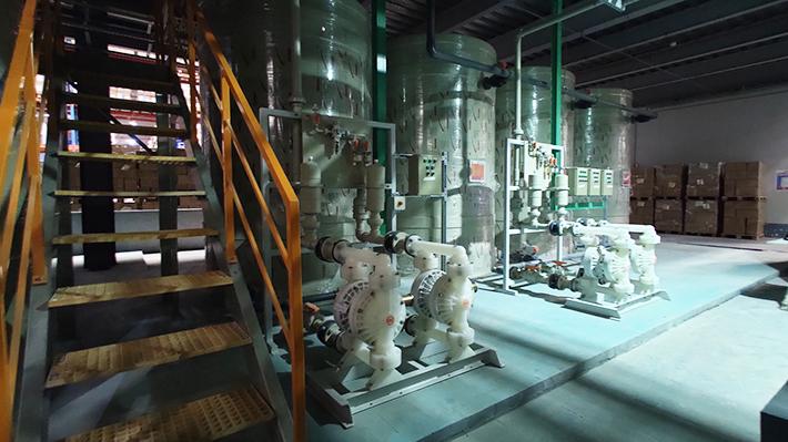 含氟废水处理