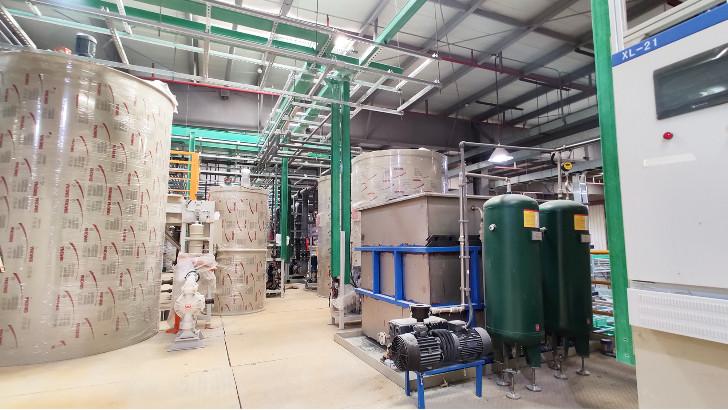 含氟废水处理中各种工艺优缺点