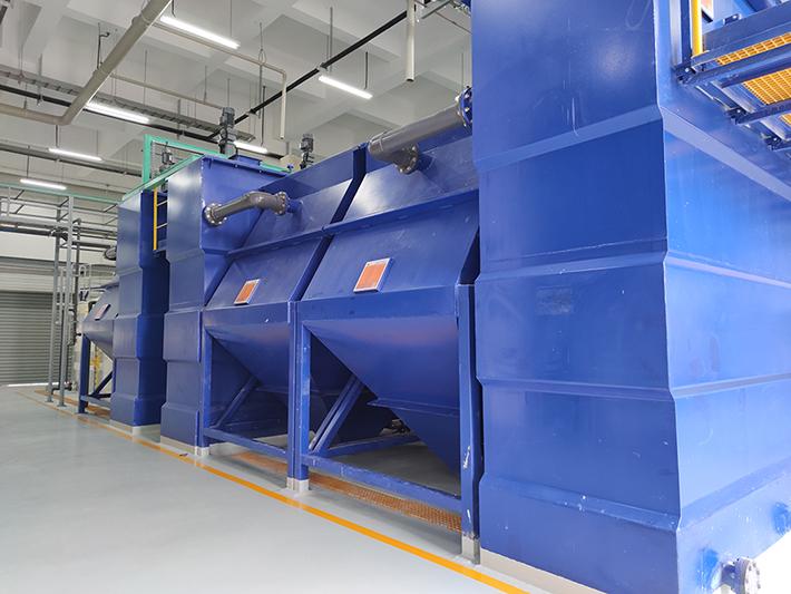 锂电池工业废水处理