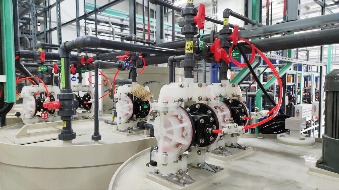 新能源锂电池废水处理