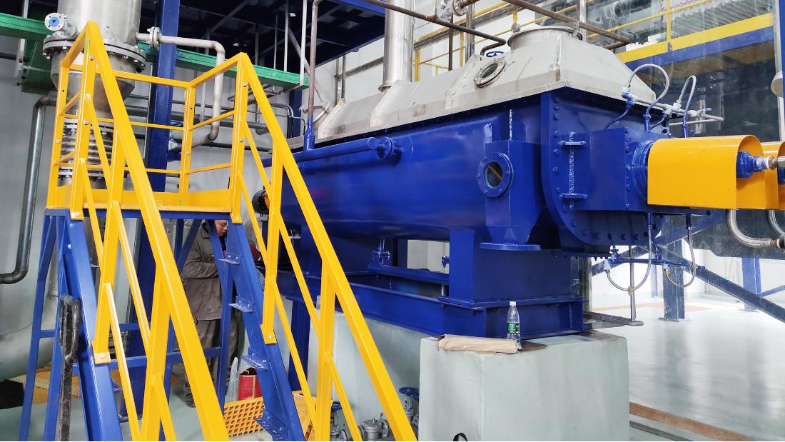 如何用MVR蒸发器处理新能源电池废水