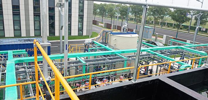 喷涂废水处理工程