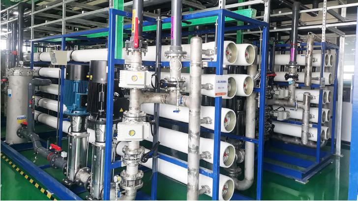 精细化工废水处理中的膜分离法