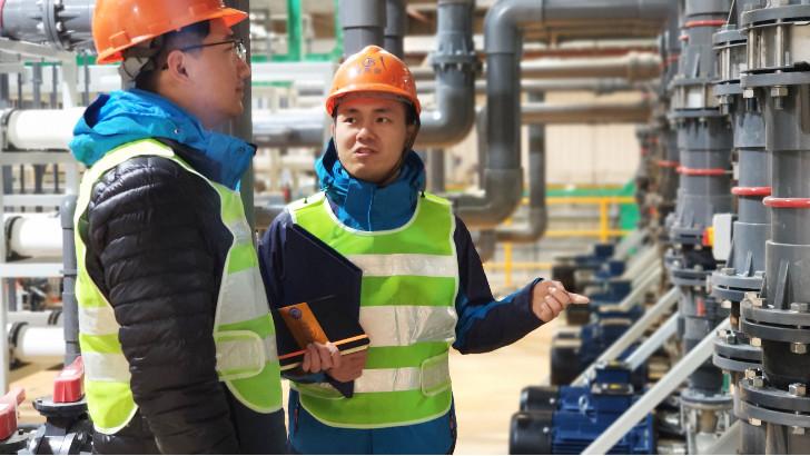 电镀废水处理设备如何设备安装