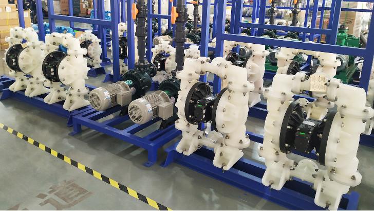污水处理设备中水泵叶轮种类