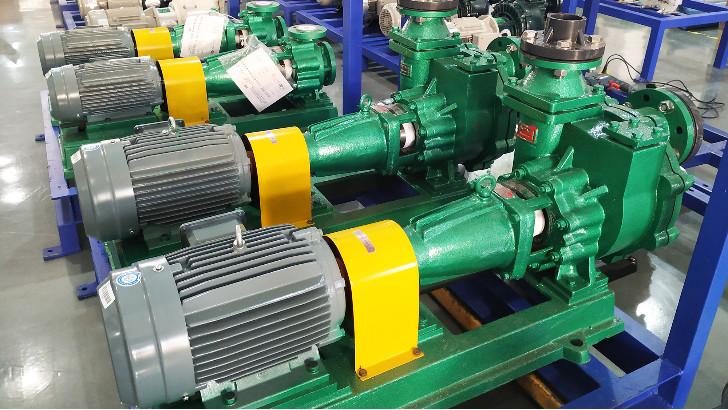 污水处理设备中离心泵常见故障及解决方法