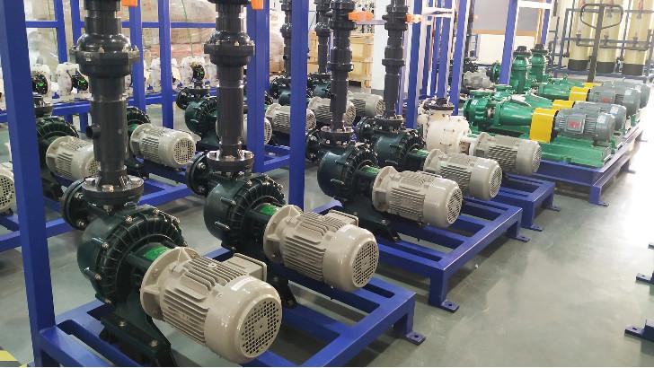 工业废水处理中化工泵如何选型