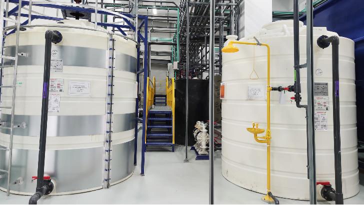 工业废水零排放工程中污泥处理方法