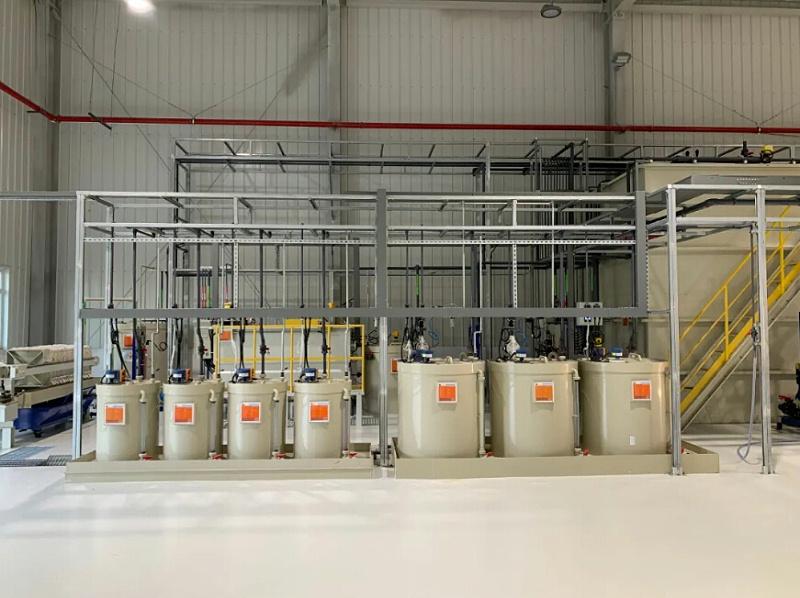 电镀废水零排放工程