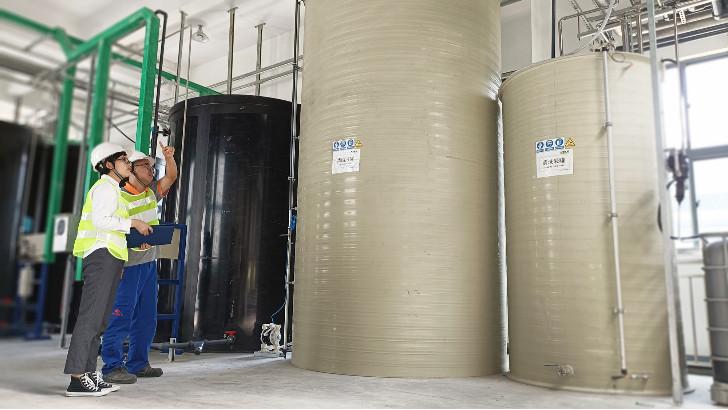废水处理设备系统的设备档案