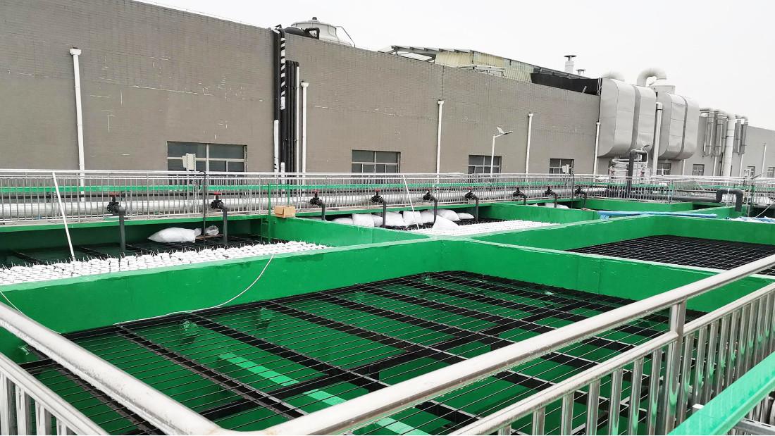 新吴光电高COD废水处理中水回用工程