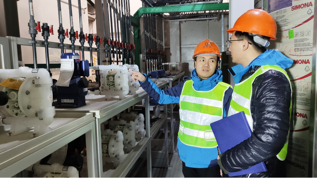 影响电镀废水处理稳定达标排放的主要因素