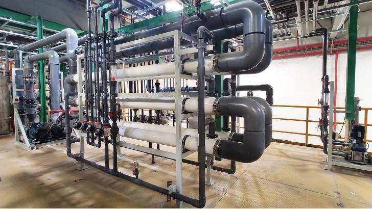 常见含镍电镀废水处理设备特点