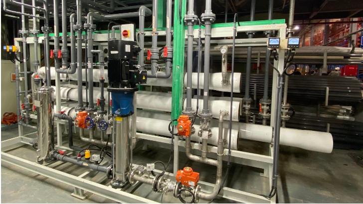 电镀废水处理常用的方法