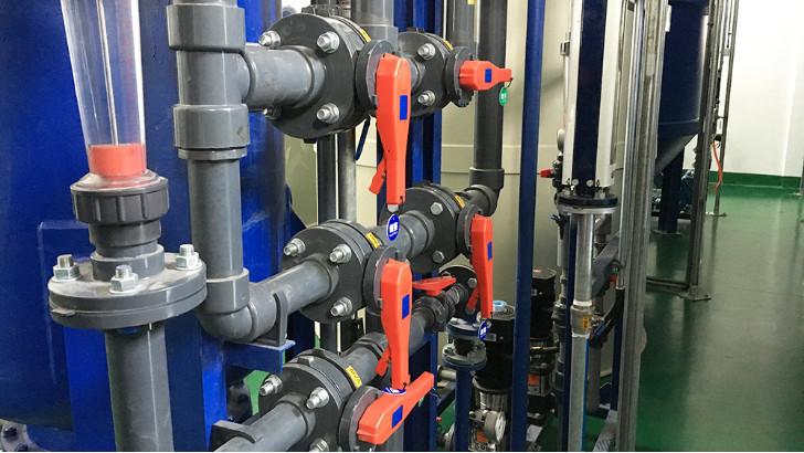 电镀废水处理中含冷脱剂处理方式