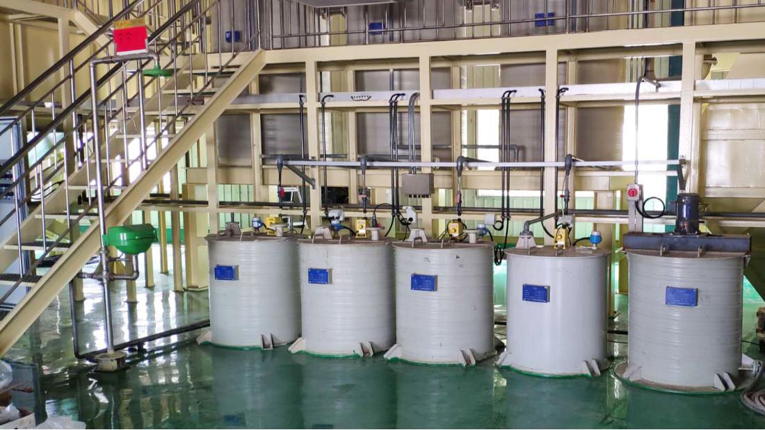 英格索兰高COD废水处理工程