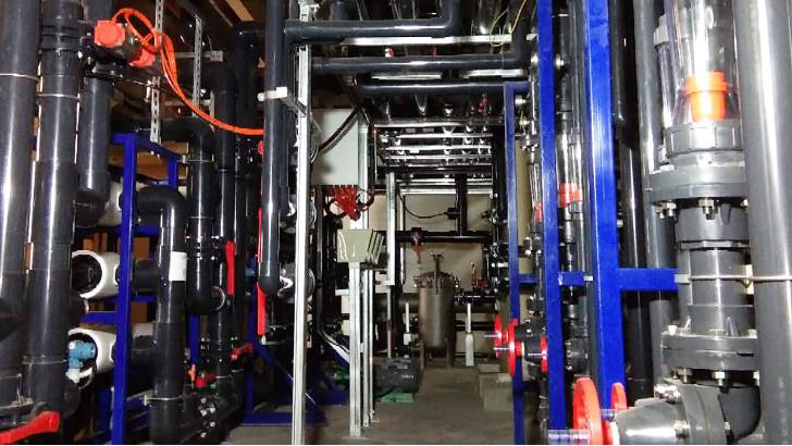 企业工业废水处理排放情况检查