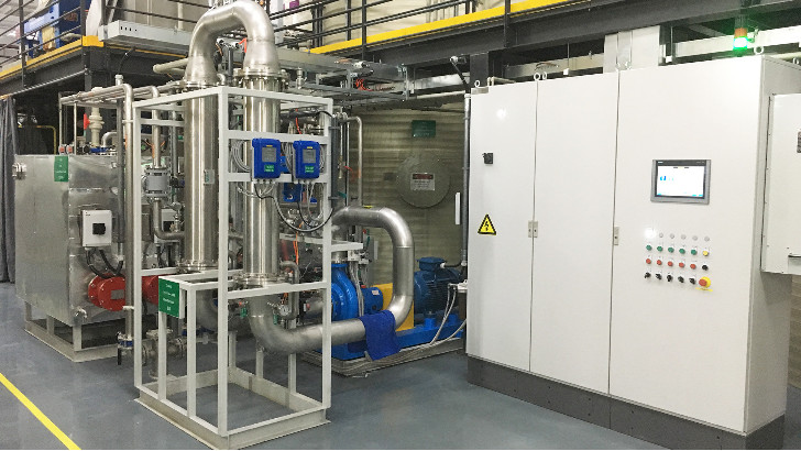 多级RO系统在工业废水零排放中的应用