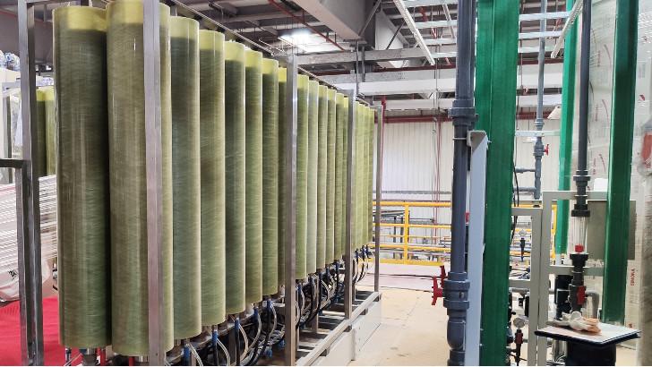 DTRO膜技术在工业废水零排放中应用优势