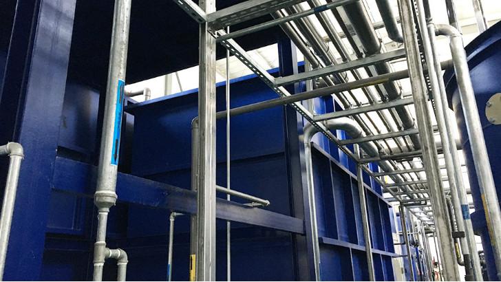 电镀废水处理化学处理法