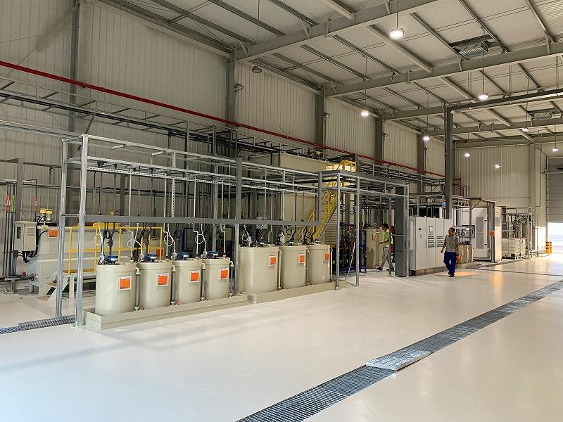 工业废水处理零排放工程