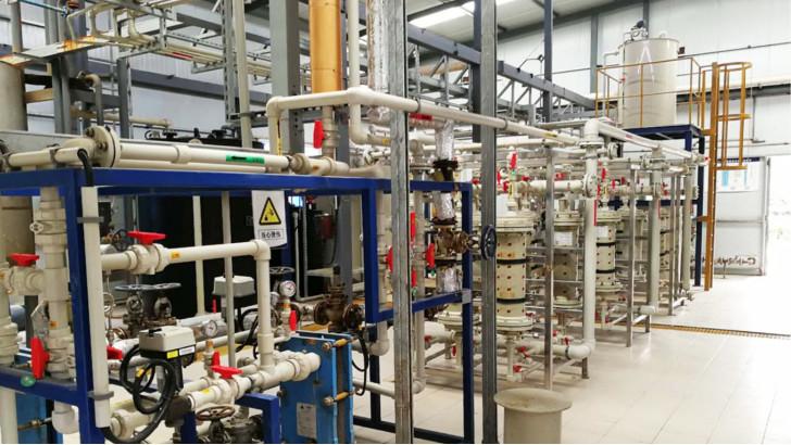 精细化工废水处理工艺中污水水质特征