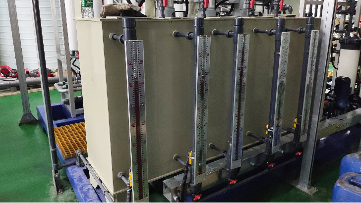 电催化氧化废水处理去除污染物的基本机理