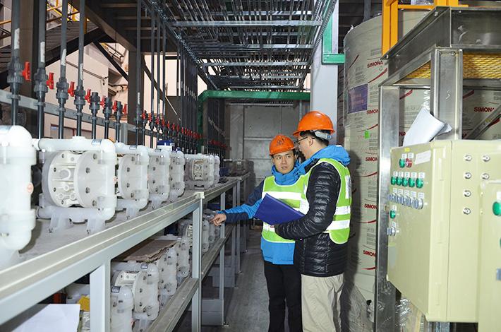工业废水处理零排放