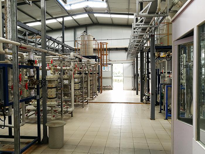高氨氮化工废水处理