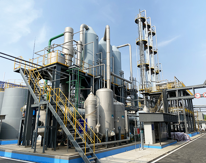危废废水处理零排放