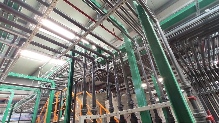工业废水处理厂处理方法