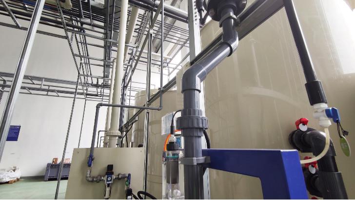 常规几种污水处理设备检漏方法