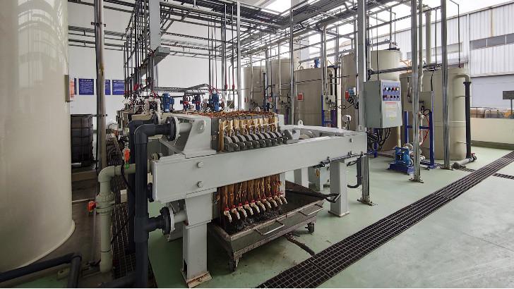 影响工业废水处理设备处理效果的因素