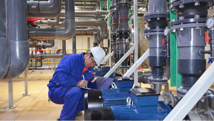 污水处理设备中选择水泵的步骤