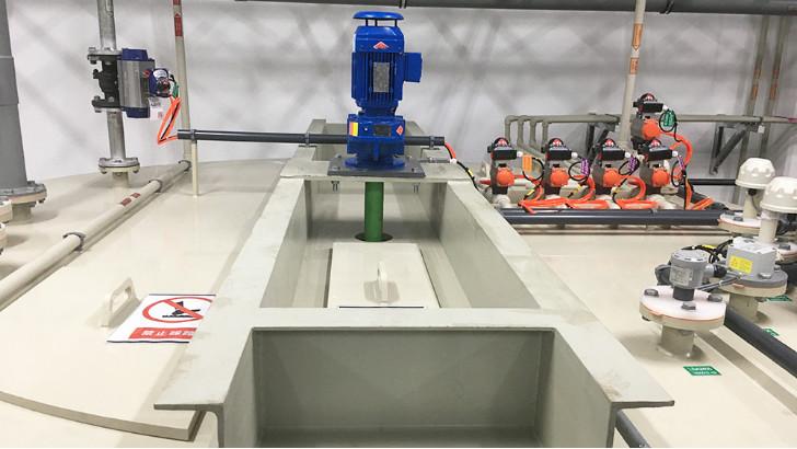 工业废水处理中电解工艺技术