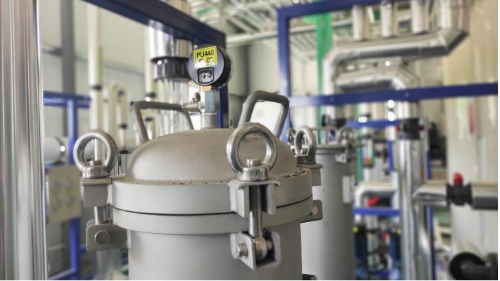 污水处理设备中保安过滤器选用依据