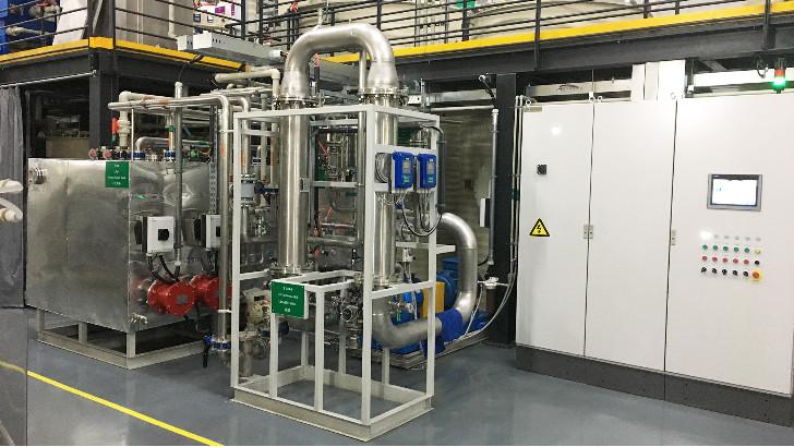 特种RO膜技术浓水再浓缩零排放工艺