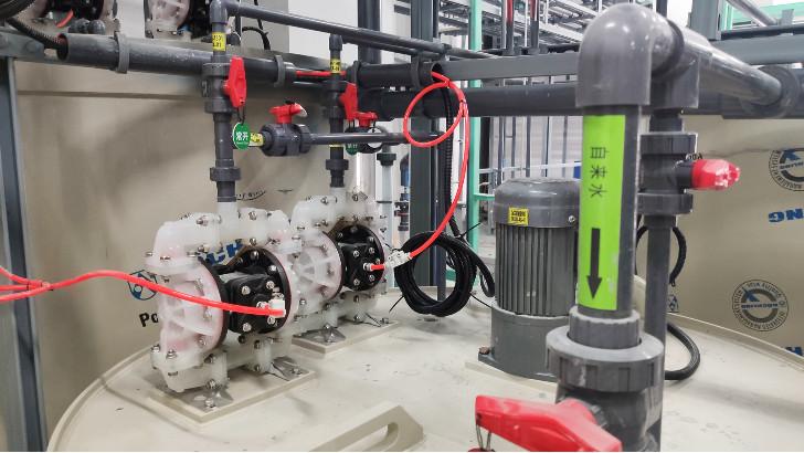 如何解决污水处理设备中调节池提升泵噪音