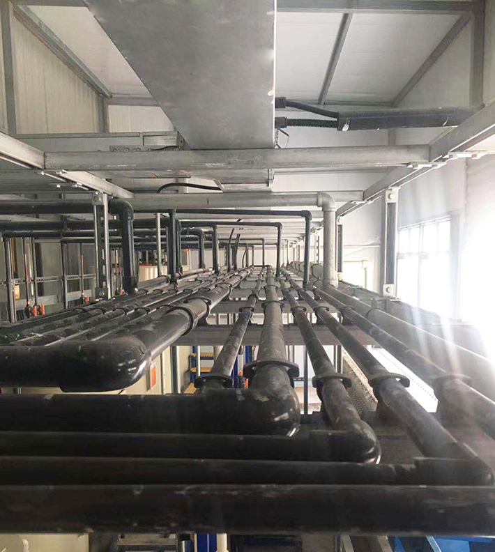 安徽新材料废水工程