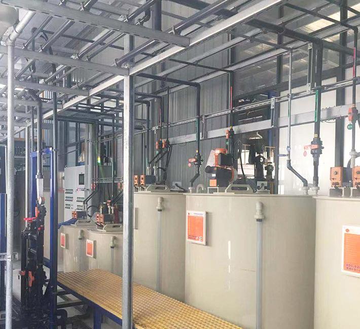 安徽新材料废水处理